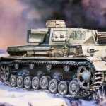 Panzer IV hd wallpaper