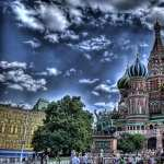 Saint Basil s Cathedral widescreen