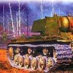 Tanks hd desktop