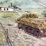 Armoured Fighting Vehicle desktop wallpaper