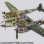 Lockheed P-38 Lightning image