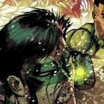 Green Lantern Corps widescreen