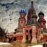 Saint Basil s Cathedral high definition photo