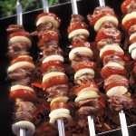 Barbecue widescreen