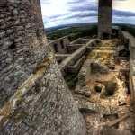 Checiny Castle hd wallpaper