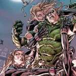 Green Arrow widescreen