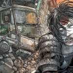 Katana Comics desktop wallpaper