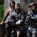 The Musketeers hd wallpaper