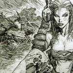 Aphrodite IX background