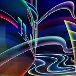 Neon Artistic download wallpaper