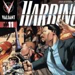 Harbinger Comics wallpaper