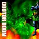 Doctor Doom background