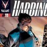 Harbinger Comics download wallpaper