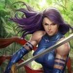 Psylocke Comics free wallpapers