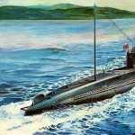 Submarine desktop