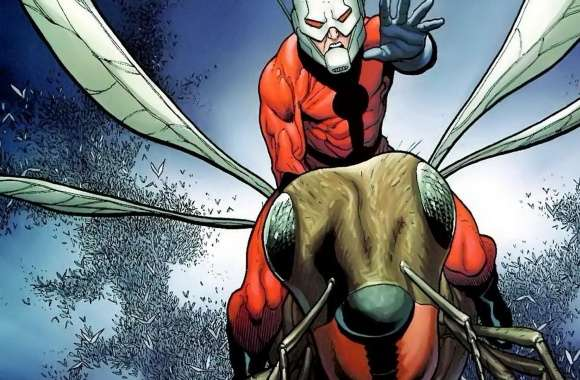 Ant-Man Comics wallpapers hd quality