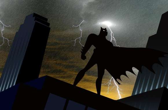 Batman The Animated Series wallpapers hd quality