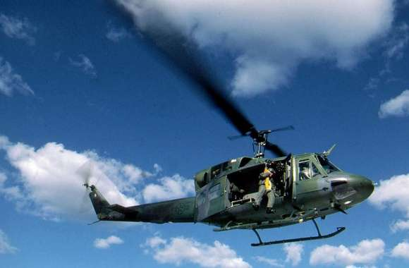 Bell UH-1 Iroquois wallpapers hd quality