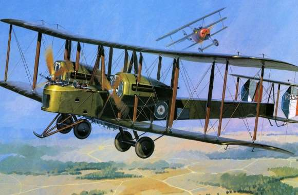 Biplane wallpapers hd quality