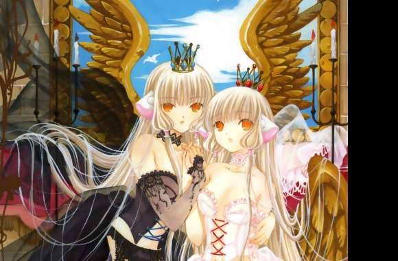 Chobits wallpapers hd quality