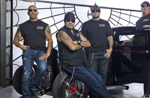 Counting Cars wallpapers hd quality