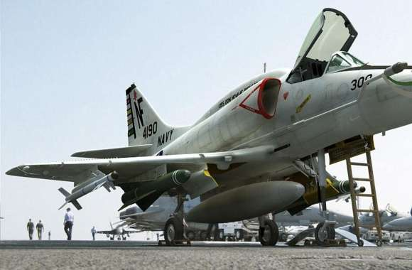 Douglas A-4 Skyhawk wallpapers hd quality