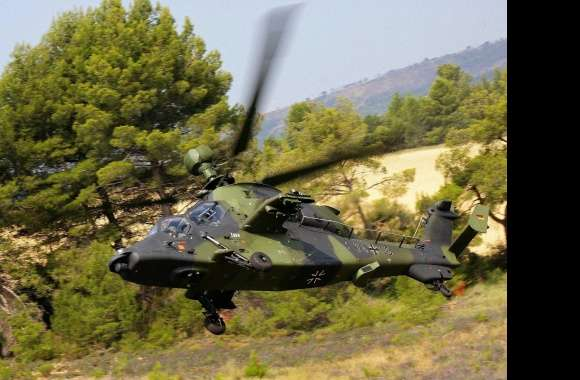 Eurocopter Tiger wallpapers hd quality