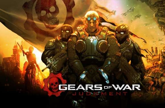 Gears Of War Judgment wallpapers hd quality