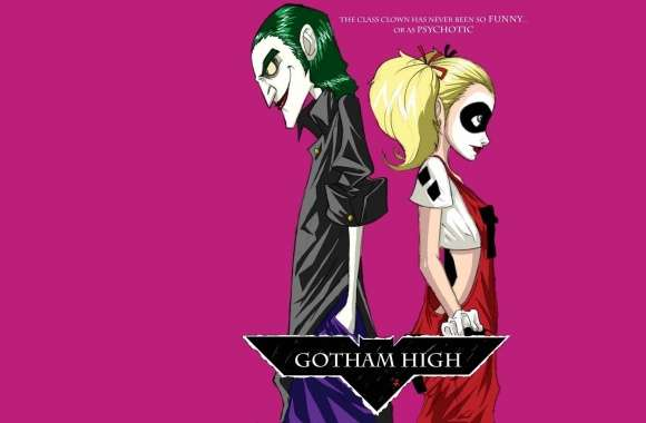 Gotham High wallpapers hd quality