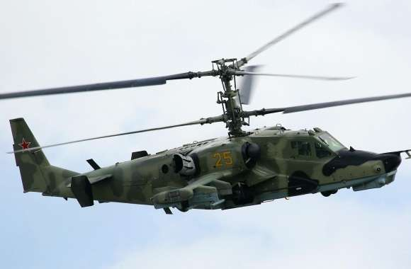 Kamov Ka-50 wallpapers hd quality