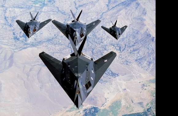 Lockheed F-117 Nighthawk wallpapers hd quality