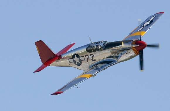 North American P-51 Mustang wallpapers hd quality