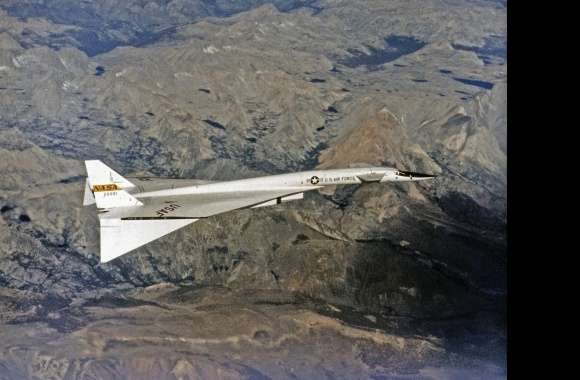 North American XB-70 Valkyrie wallpapers hd quality