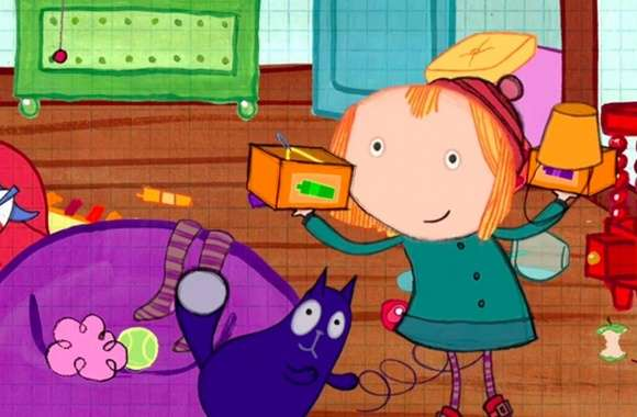Peg + Cat wallpapers hd quality
