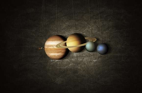 Planets Artistic
