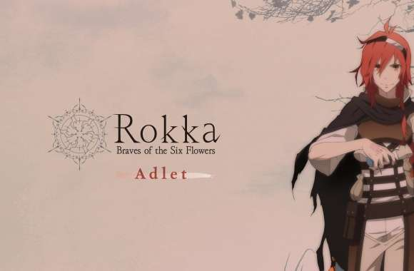 Rokka Braves Of The Six Flowers wallpapers hd quality