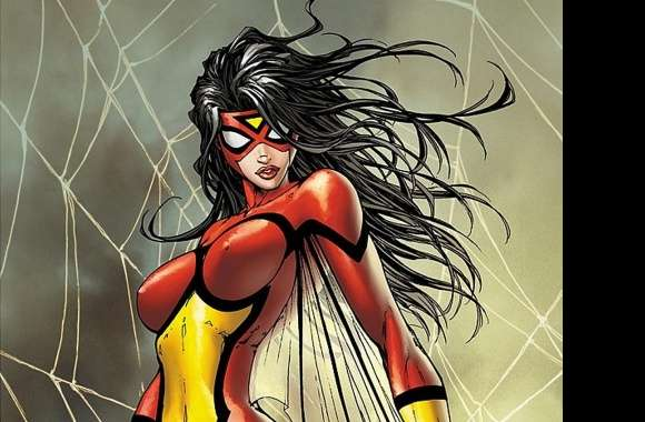 Spider-Woman Comics