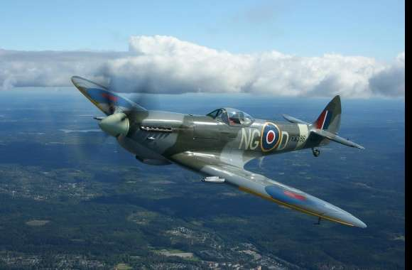Supermarine Spitfire wallpapers hd quality