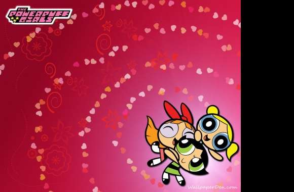 The Powerpuff Girls wallpapers hd quality