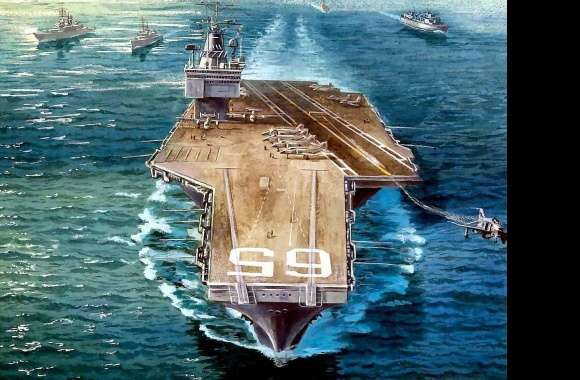 USS Enterprise (CVN-65)