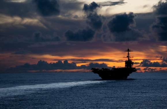 USS George Washington (CVN-73) wallpapers hd quality