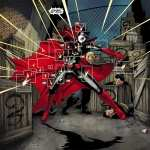 Batwoman Comics background