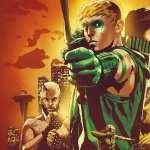 Green Arrow free