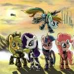 My Little Pony Crossover pic