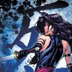 Psylocke Comics new photos