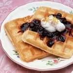 Waffle hd wallpaper