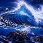 Wave wallpapers for desktop