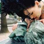 Gothic Women background