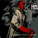 Hellboy Comics PC wallpapers