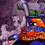 Judge Dredd wallpaper